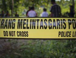 Polisi Reka Ulang Kasus Pembunuhan Disertai Mutilasi di Kalibata City