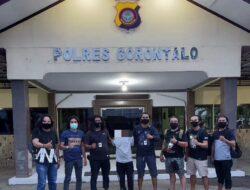 Pelaku Penipuan asal Gorontalo Ditangkap saat Bersembunyi di dalam Lemari