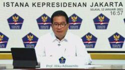Besok Jokowi Divaksin, Disiarkan Secara Live