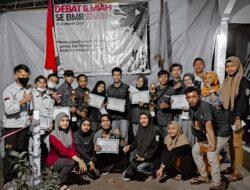 Debat Ilmiah PPMIBU: Dermaga-BM, P3IKM, dan FPMKS Tampil Sebagai Juara