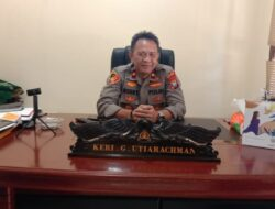 Ratusan Polisi Disiagakan Jelang Jumat Agung dan Paska di Bolmut