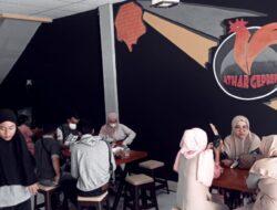 Athar Geprek Launching Perdana di Kota Gorontalo
