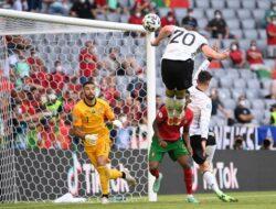 Timnas Portugal 'Keok' Hadapi Jerman di Pertandingan Kedua Euro 2020