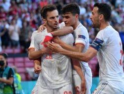 Kalahkan Kroasia, Spanyol Lolos ke Perempat Final Euro 2020