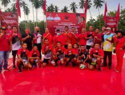 Donny Pangau Hibahkan Lahan dan Bangun Fasilitas Olahraga
