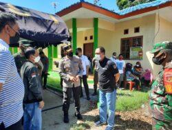 Polres Gorontalo Buka 6 Titik Vaksinasi Massal Untuk Masyarakat