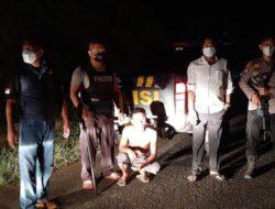 Mabuk dan Buat Keributan, Seorang Warga Gorontalo Diringkus Polisi