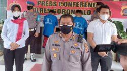 Pembacokan Wartawan Gorontalo