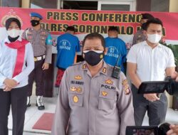 Terungkap Fakta Mengejutkan Pembacokan Wartawan di Gorontalo