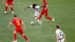 Timnas Portugas Pulang Kampung usai Dikalahkan Belgia dengan Skor 1-0