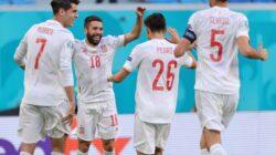 Spanyol Lolos ke Semifinal usai Singkirkan Swiss Lewat Adul Penalti