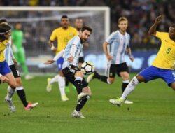 Final Copa America 2021 Pertemukan Brasil dan Argentina