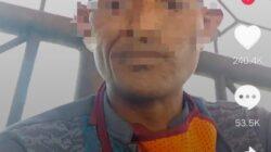 Viral! Beredar Video Seorang Pria Katain Polisi dan Maki Jokowi