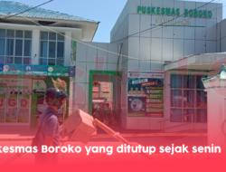 Ratusan Nakes Positif, Seluruh Puskesmas Bolmut Terancam Tutup