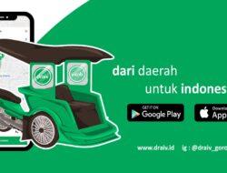 Transportasi Online Draiv, Kreasi Anak Muda Sulawesi